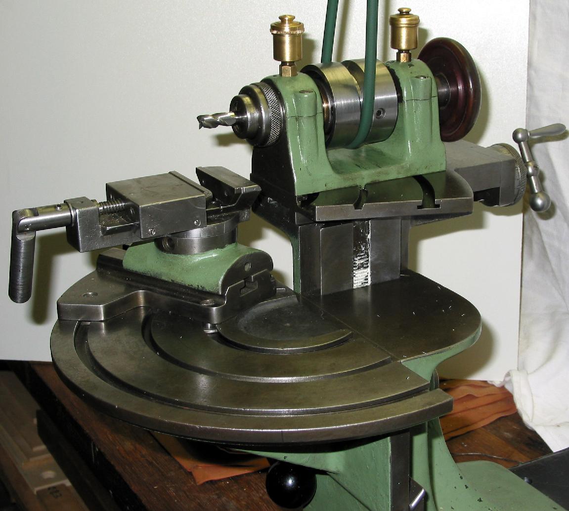 American Watch Tool Milling Machine