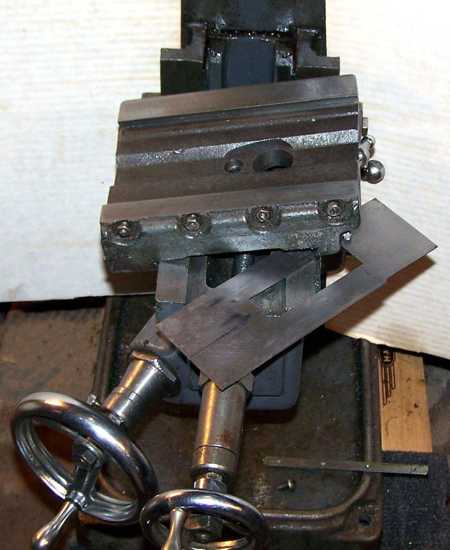 Atlas Craftsman Milling Machine