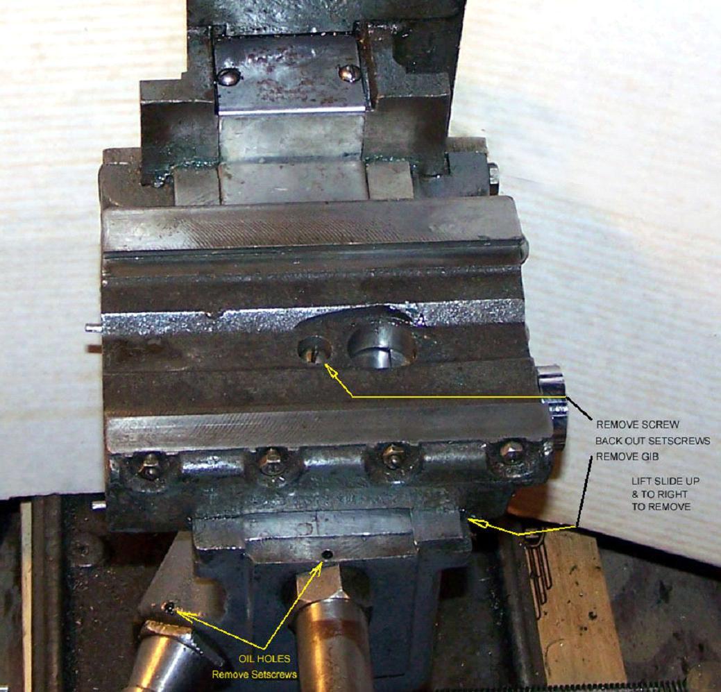 atlas milling machine parts