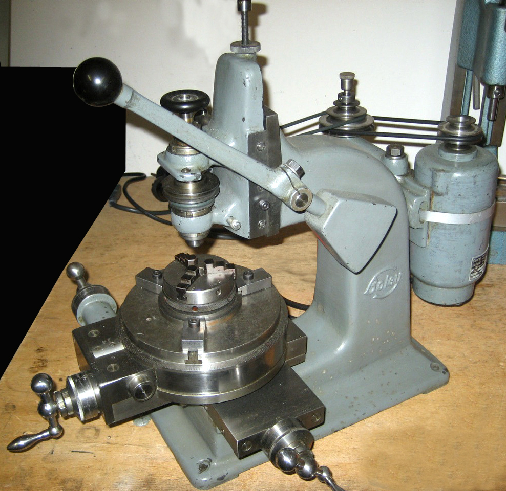 Bca Jig Borer Miller Rotative Speed Regulator Driller Controller Although Leinen Were Also Registered As Boley They Had No Connection With G Company However Gboley Did Make Their Own Version