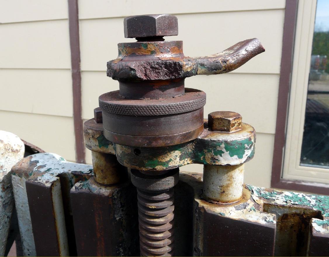 becker machine and tool