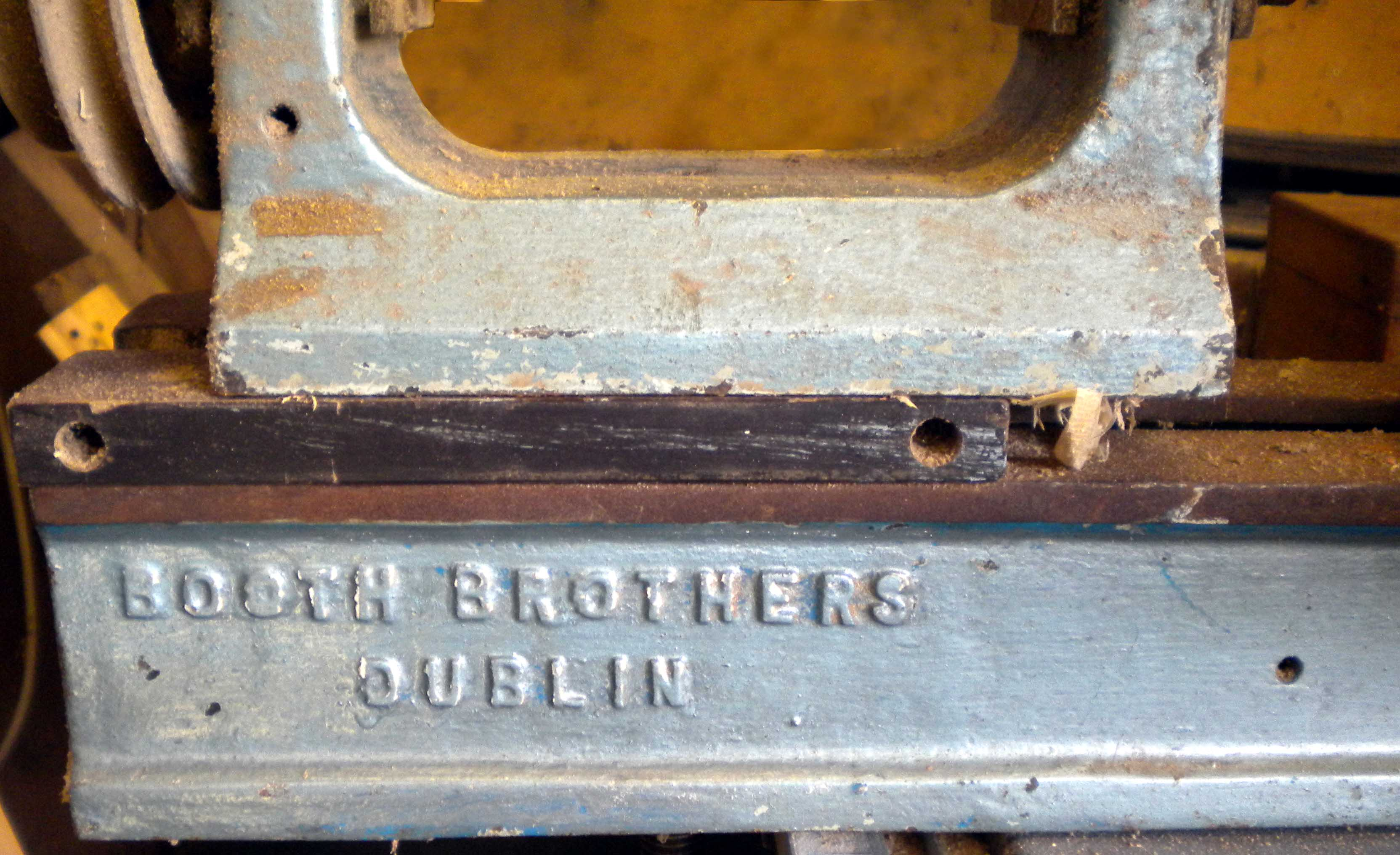 Booth Brothers Lathes