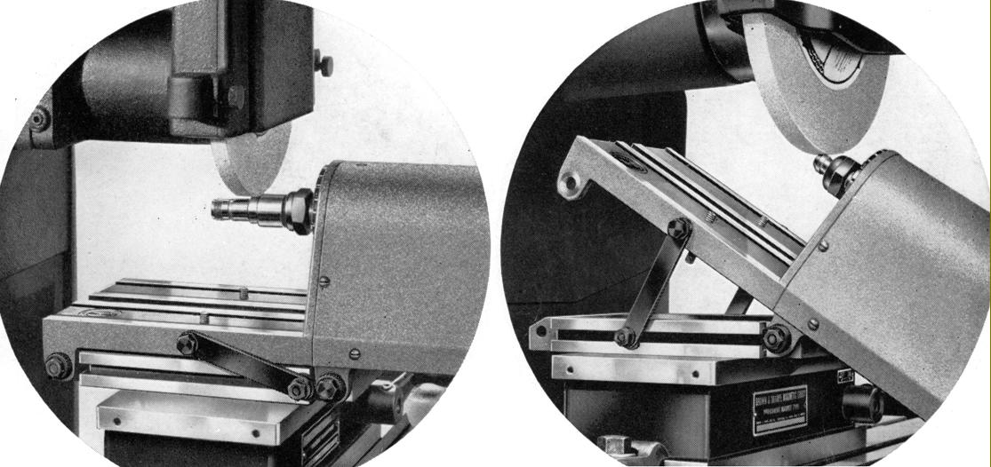 brown and sharpe surface grinder manuals