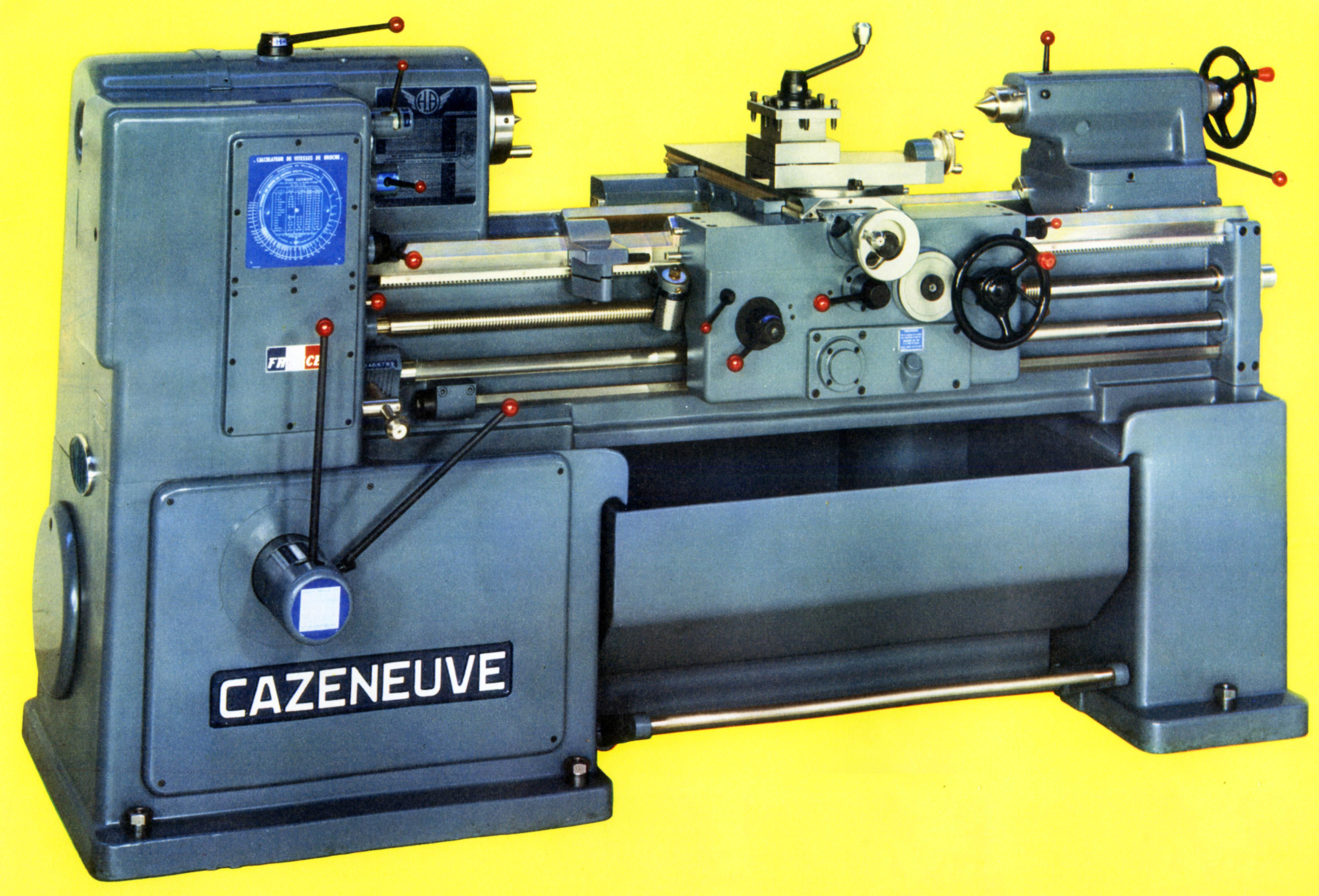 Cazeneuve Lathe Motor Wiring Diagram - House Wiring Diagram Symbols •