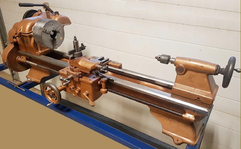 Clausing 12-inch Models 100 & 200 lathes