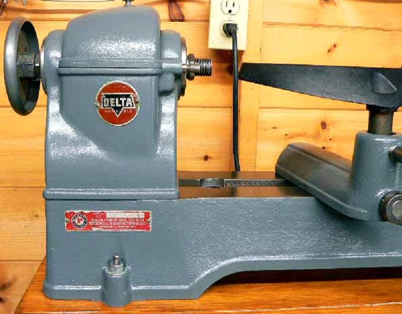 Rockwell Delta Wood Lathes
