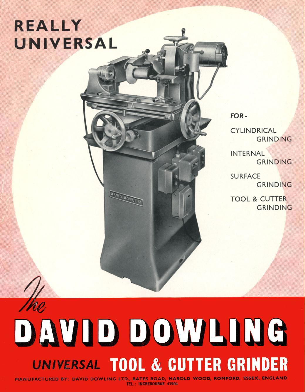 dowling machine