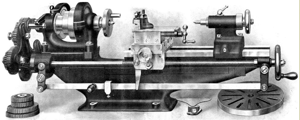 Drummond Lathes Home Page