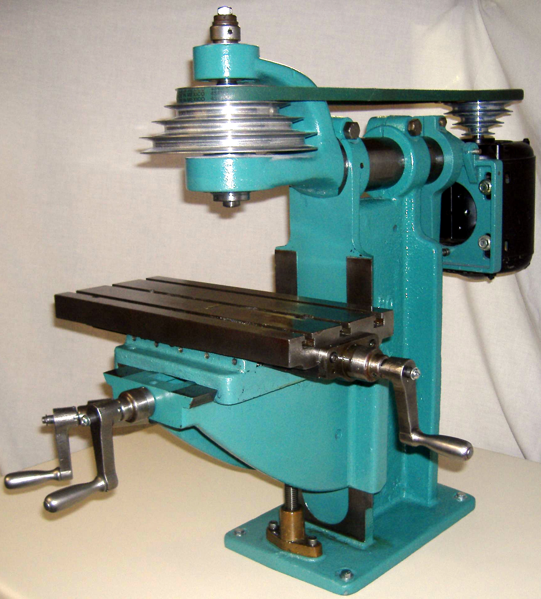 Duro Amp Benchmaster Milling Machines