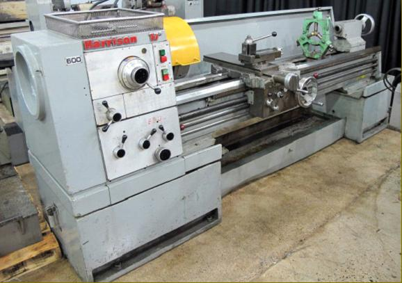 Harrison M400 Lathe Manual