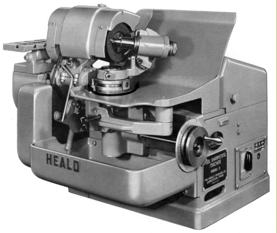 Heald No. 3 Tool Sharpener