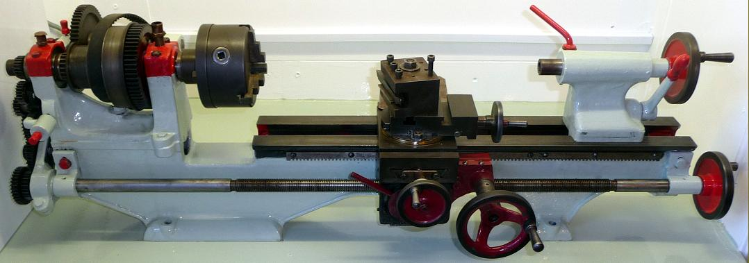 buck ryan Vintage lathes and