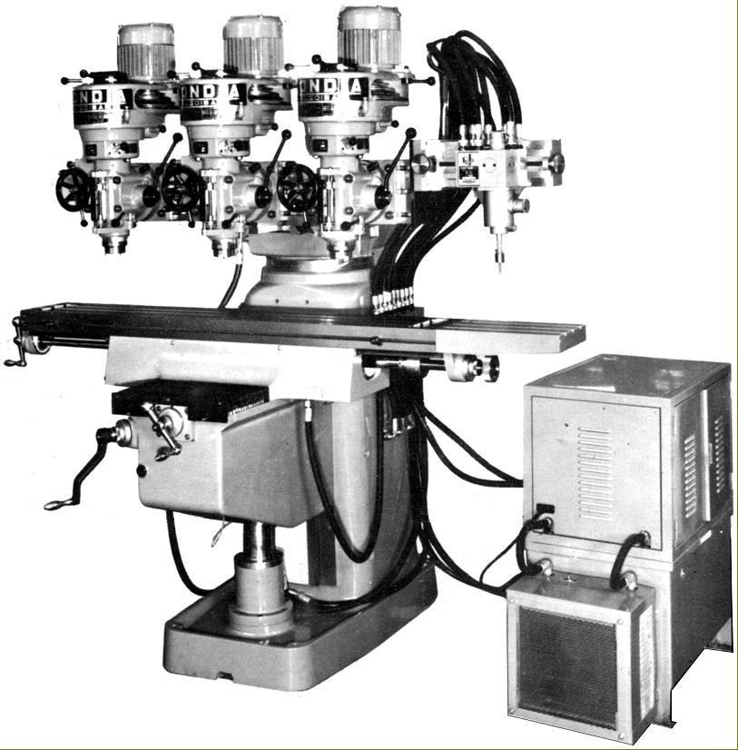 Kondia Milling Machines