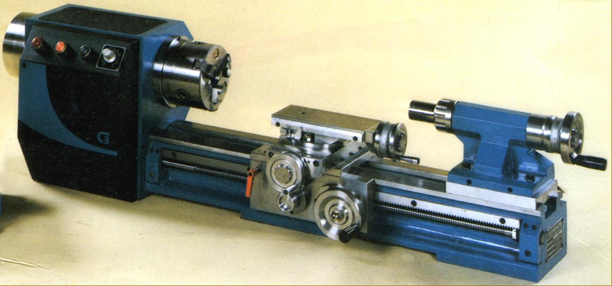 Pin schaublin machines centre dusinage on pinterest for Tornio cortini