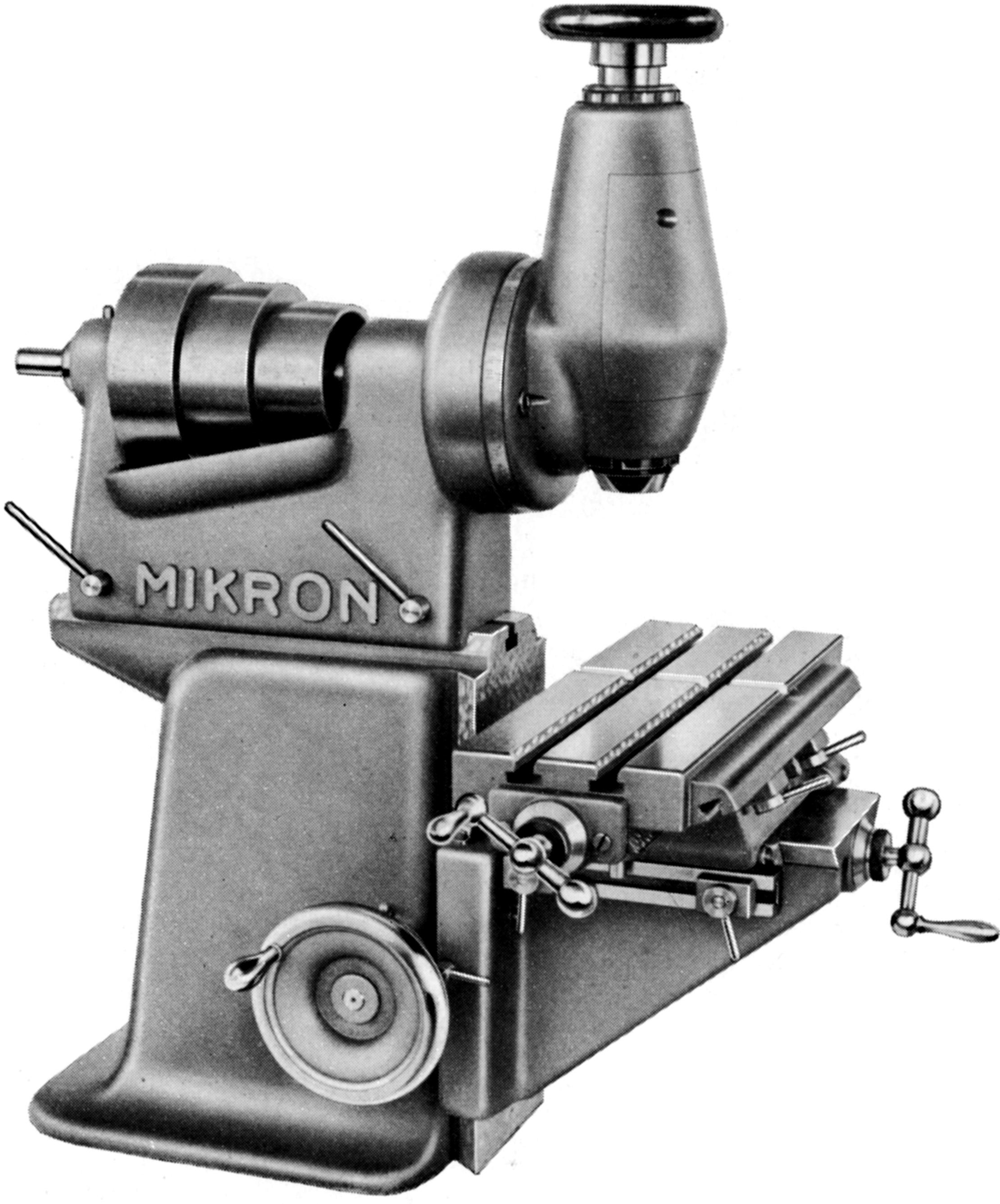 micron machine