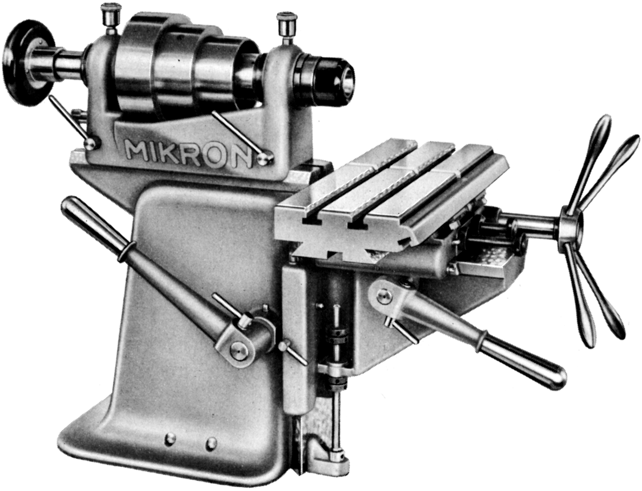 how to run a milling machine