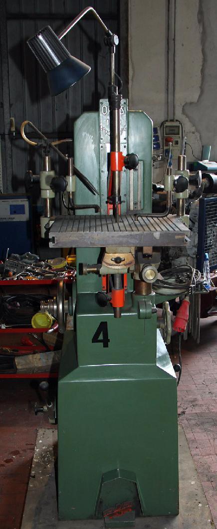 Opus Brevettata Filing Amp Sawing Machines