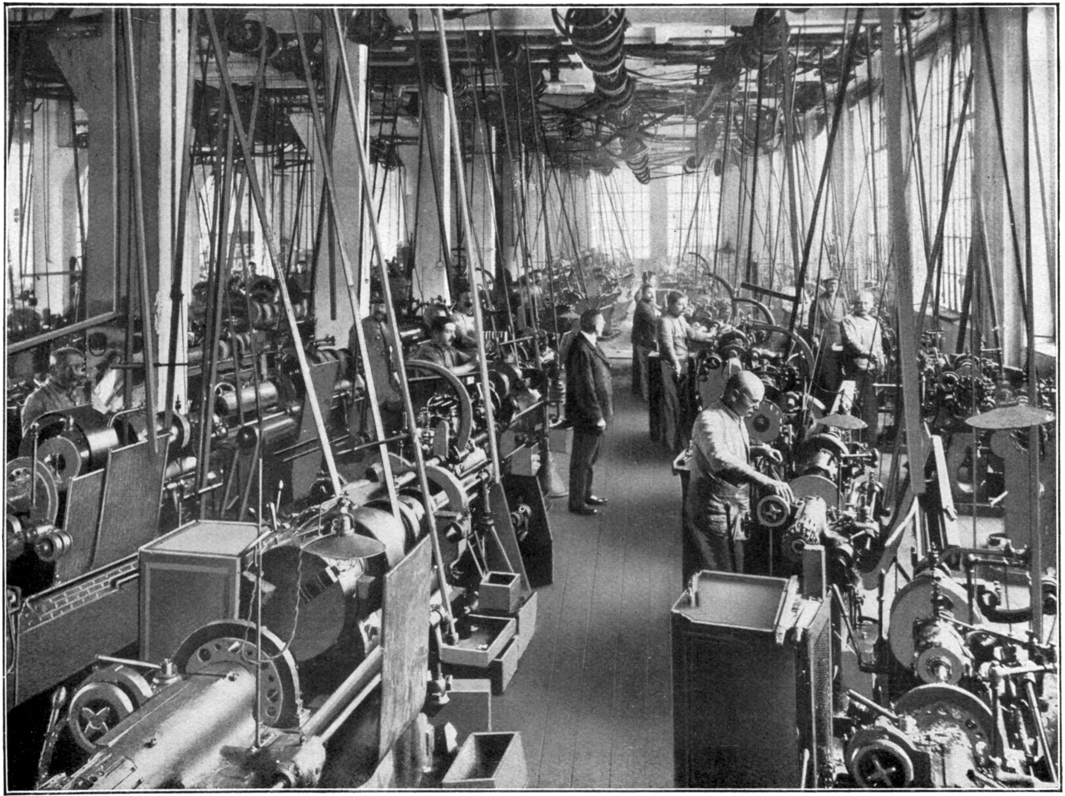 Pittler Factory