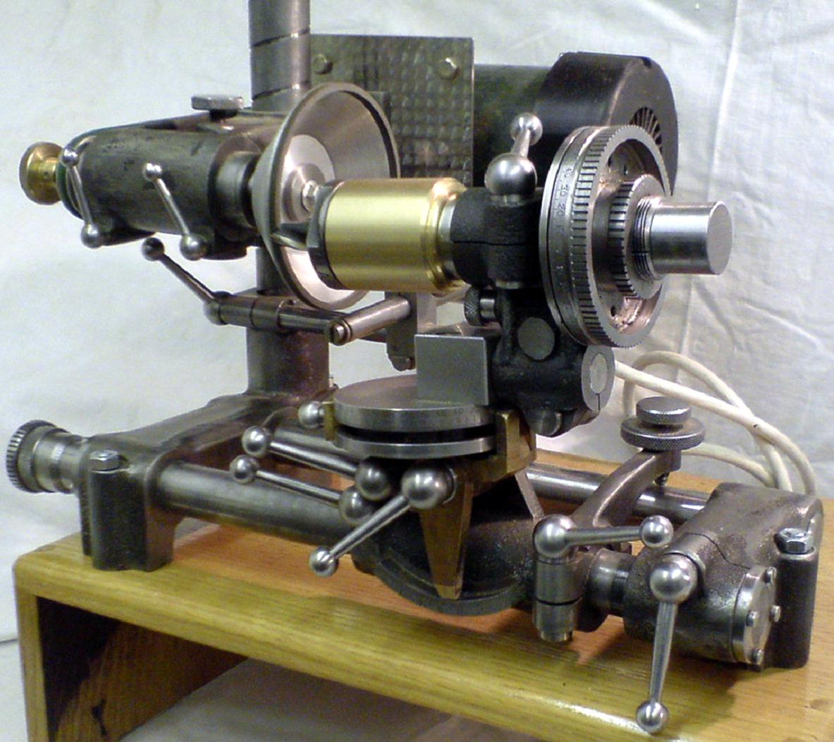 Tool And Cutter Grinder ~ Quorn tool cutter grinder
