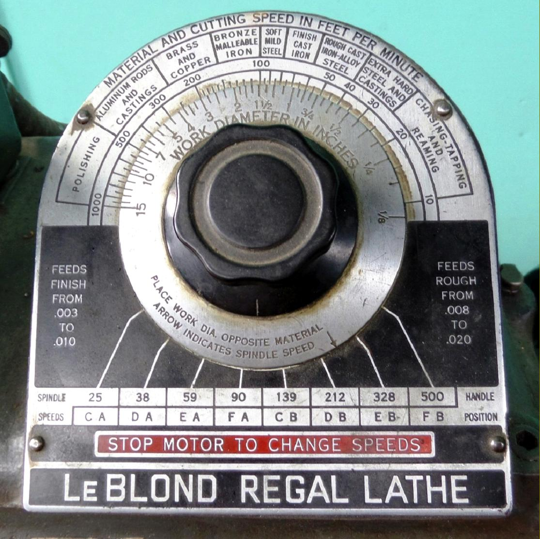 Leblond Lathe Wiring Schematic Diagrams Enco Diagram Regal Lathes 1946 To Late 1950s