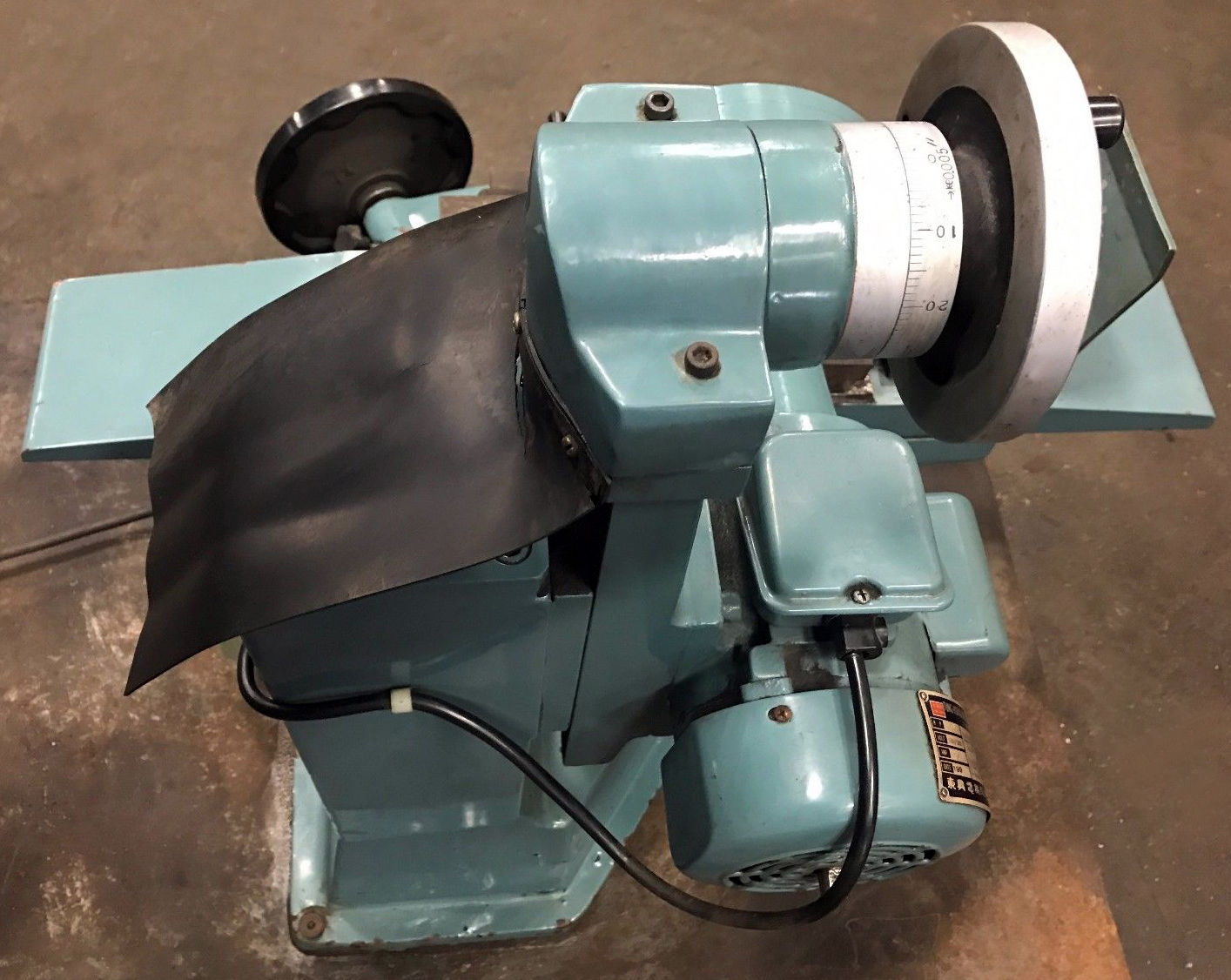 Delightful Bench Surface Grinder Part - 6: Other, Larger, Hand-operated Surface Grinders Commonly Found Include The 2B  And 2LB Brown U0026 Sharpe Models, The Capco, Eagle, Superior, Feinprüf, ...
