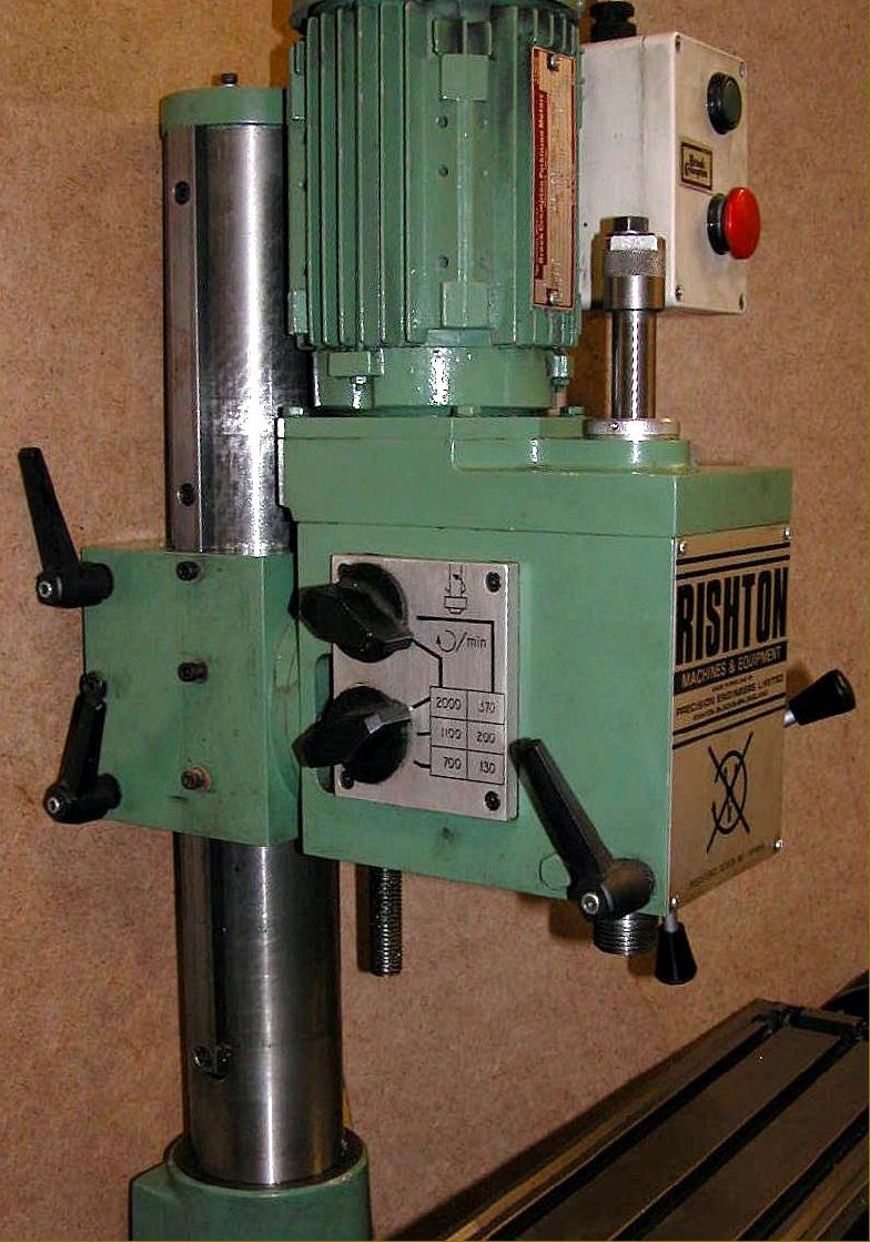Rishton Milling Machines Amp Attachments