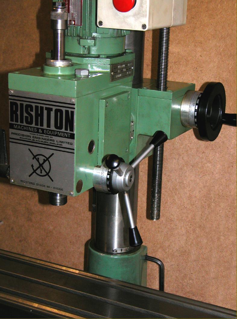 Rishton Milling Machines Amp Attachments