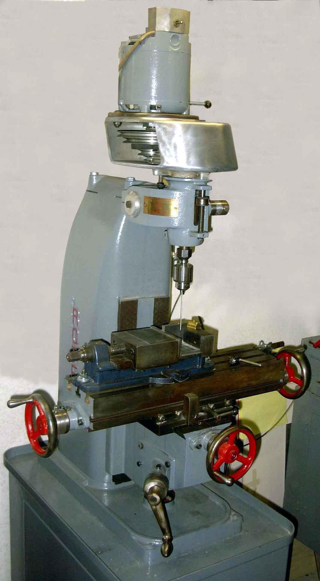 rotex milling machine