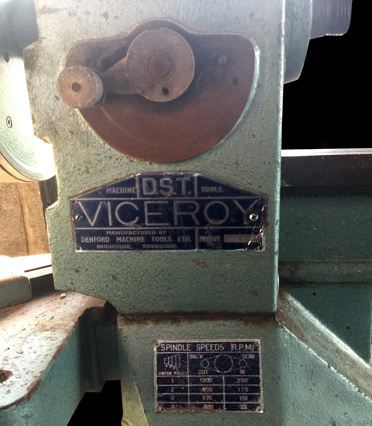 Viceroy Wood Turning Lathes Tds6 Tds 6sb Tds 1ls Amp Tds 5gb