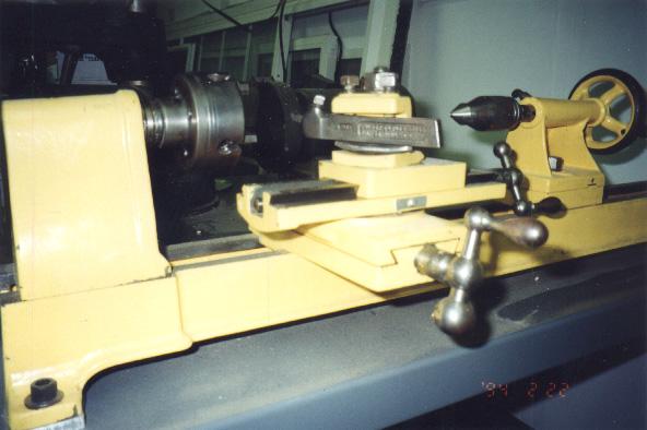 Walker turner wood and metal lathe